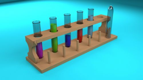 test tube chemistry experiment