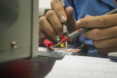 testing circuit electronic tester