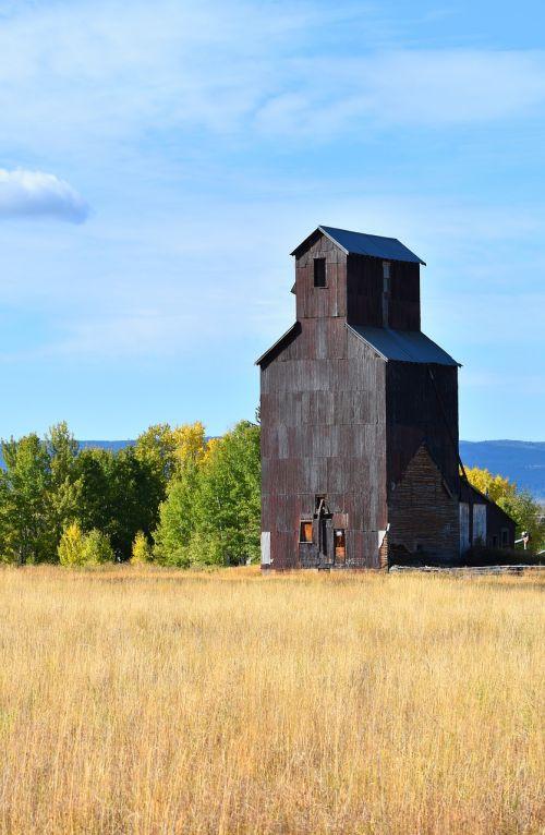 teton county idaho old building