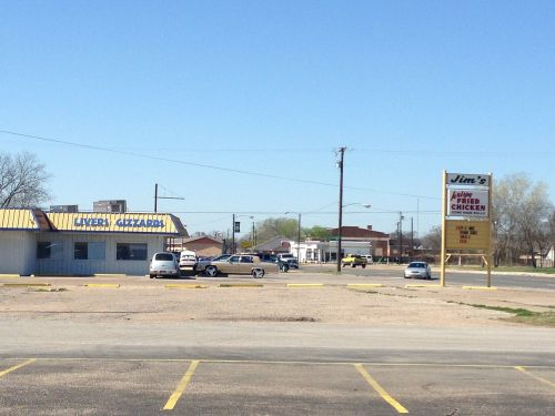 texas fast food restaurant