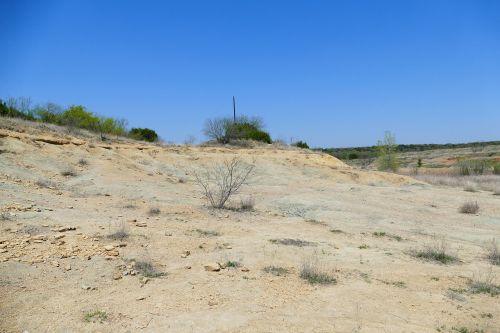 texas desert landscape