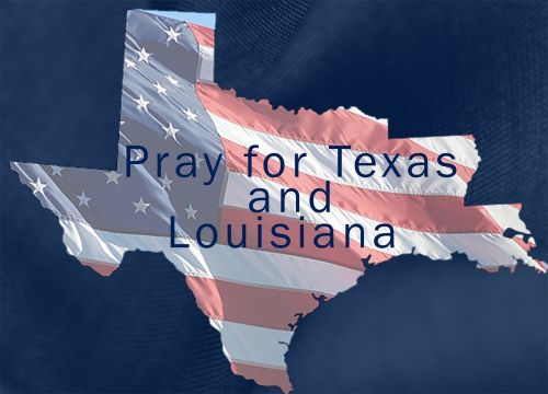 texas hurricane harvey louisiana