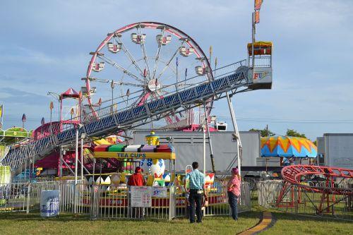 texas fair rides fair