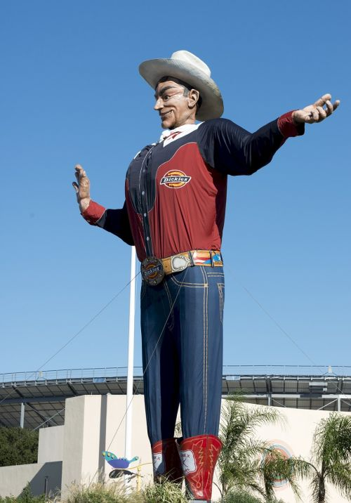 texas state fair big tex giant