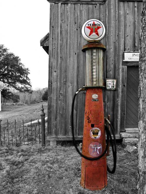 texaxo pump vintage