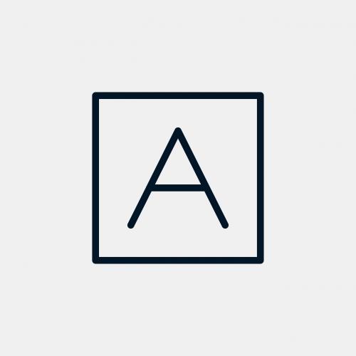 text icon symbol