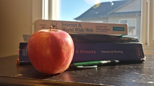 textbook apple pencil