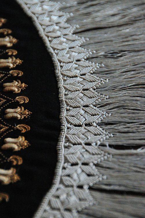 textile sárközi sample