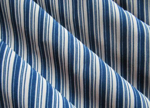 textile striped folds
