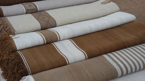 textiles cloth andean