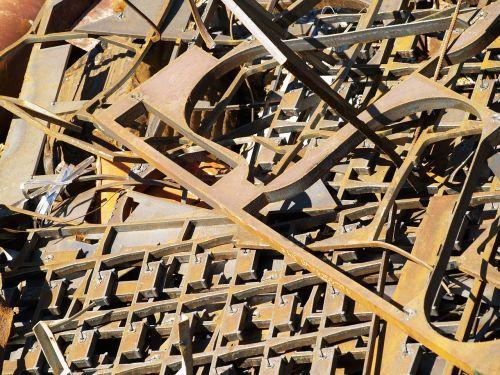 textura metal rust
