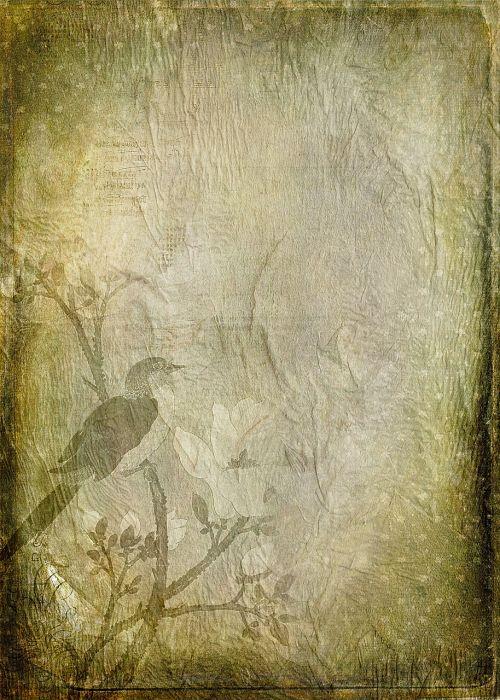 texture paper green