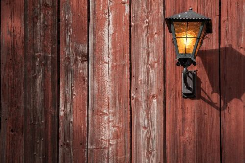 texture lamp lantern