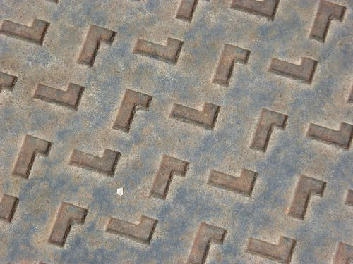 texture background wrought iron