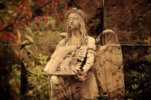 texture background angel