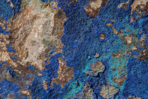 texture blue stone