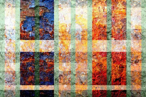 texture pattern rust