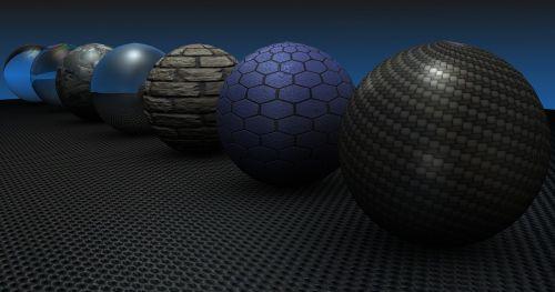texture 3d rendering