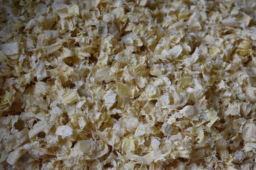 texture  sawdust  chips
