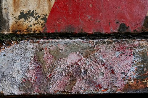 texture  structure  rust