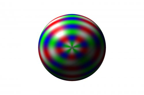 Texture Radial Ball