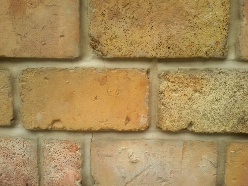 Textured Brick Background