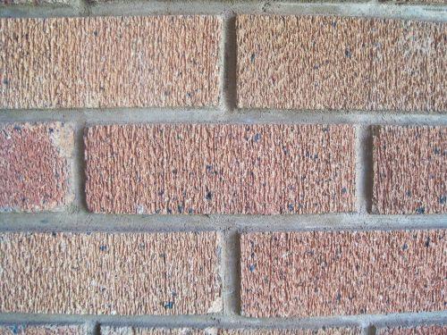 Textured Brick Wall