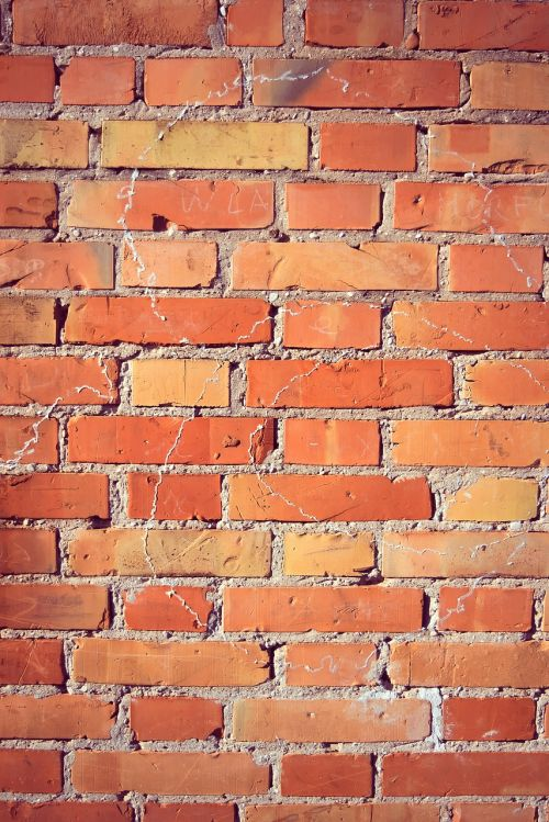 textures backgrounds brick wall