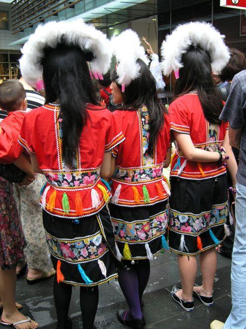 Thai Dancers