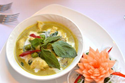 thai green curry thai food thai restaurant