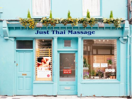 thai massage massage wellness