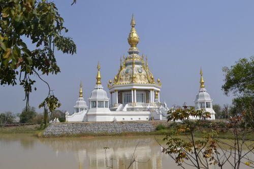 thailand temple buddhism