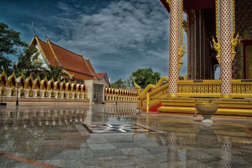 thailand temple buddhism