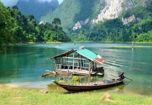 thailand khao sok national park