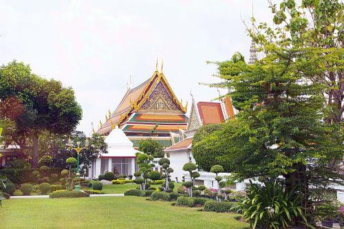 thailand wat arun temple