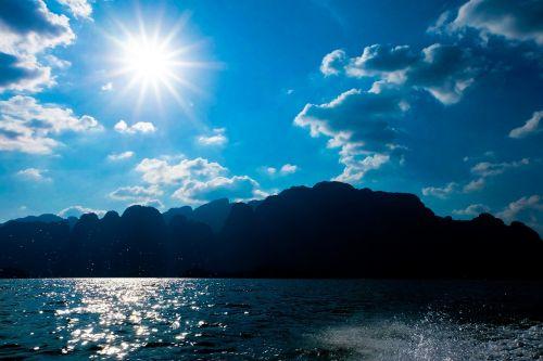 thailand dam water