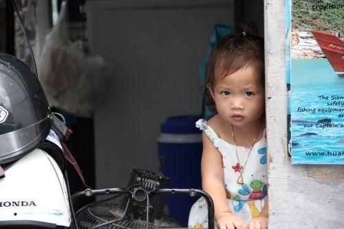 thailand hua hin child