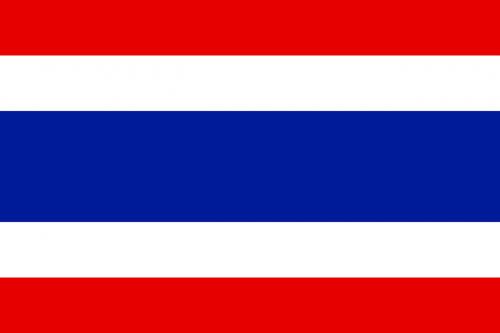 thailand flag thai