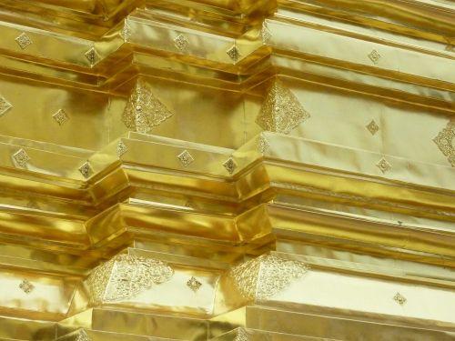 thailand buddhist golden