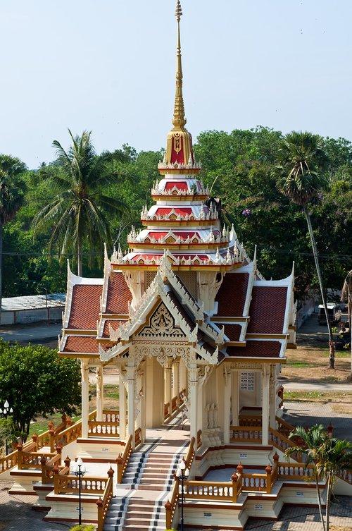 thailand  temple  phuket