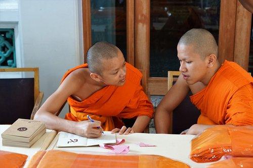 thailand  monastery  religion