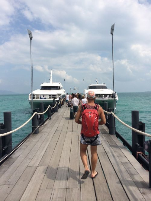 thailand sea vacation