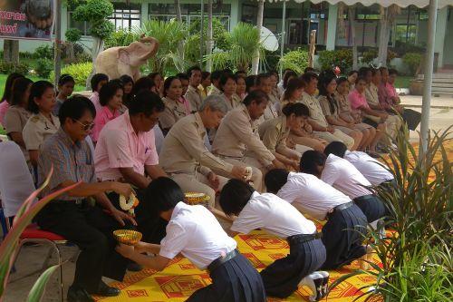 thailand men women