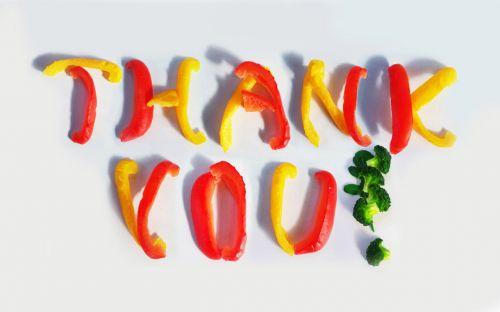 Thank You! (paprika)