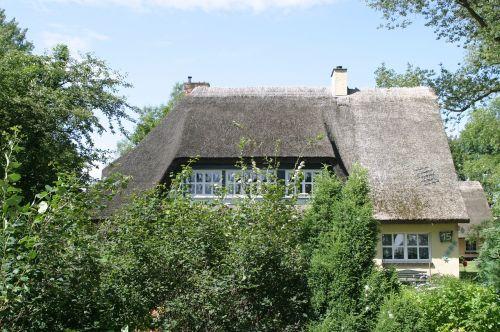 thatched home rügen