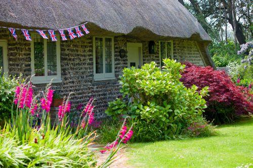 Thatched Cottage & Garden