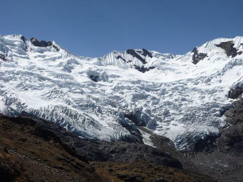 nevado course huaytapallana