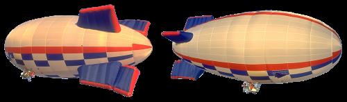the airship zeppelin aviation