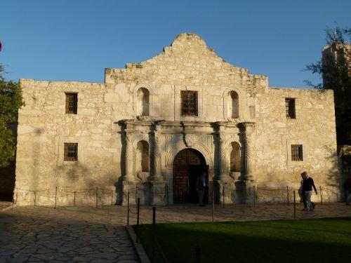 the alamo texas san antonio