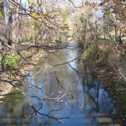 The Almost Hidden Creek